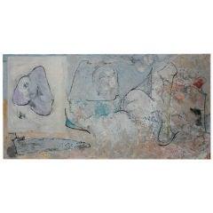 Untitled Painting by Bill Schefferine