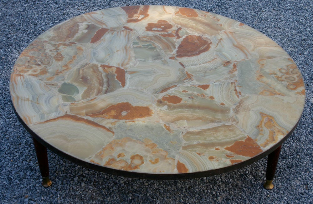 Agate Coffee Table 3