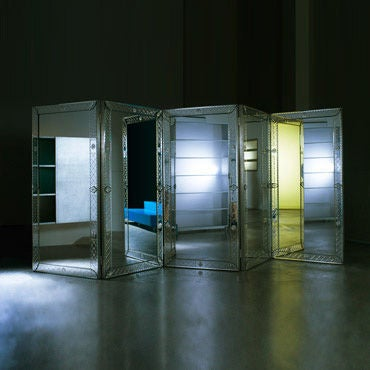 Custom Designed Room Divider by Philippe Starck 2