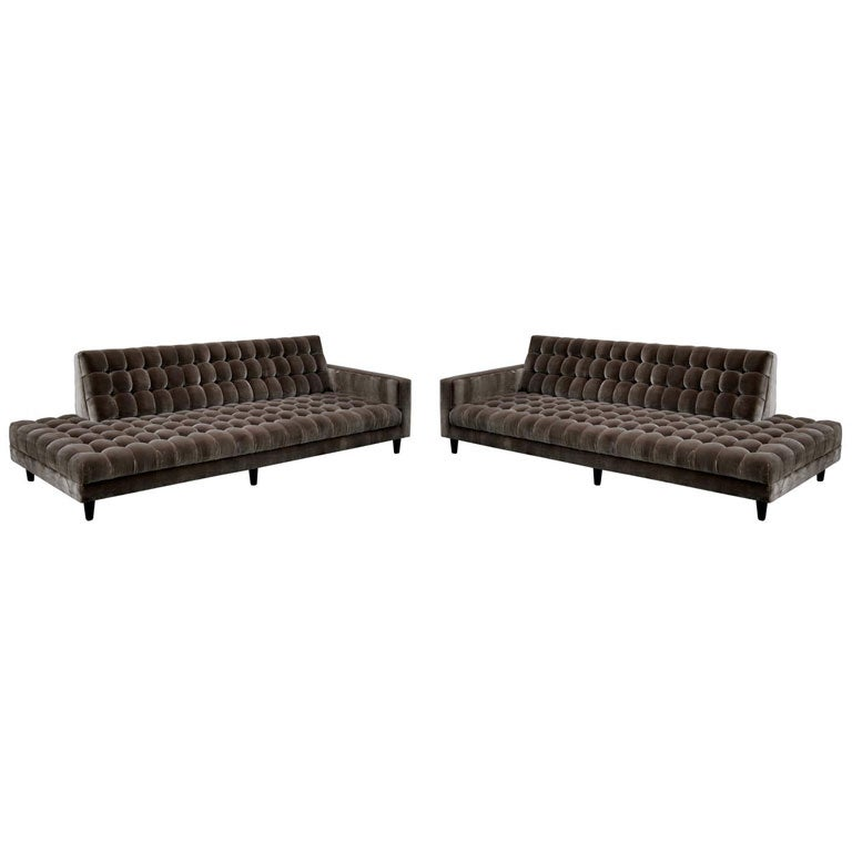 Pair Of Sofas By William Billy Haines At 1stdibs