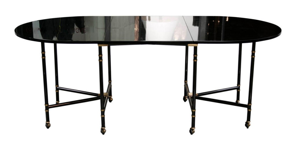 Royal Dining Table by Maison Jansen For Sale