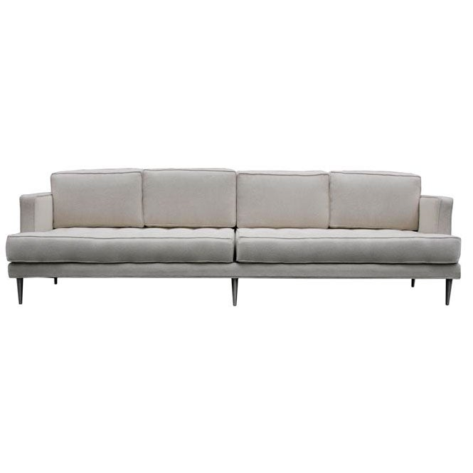 Nine Foot Sofa by Edward Wormley for Dunbar