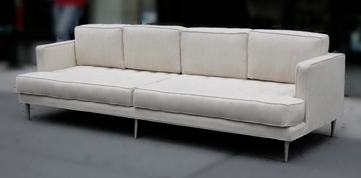 Nine Foot Sofa by Edward Wormley for Dunbar image 2
