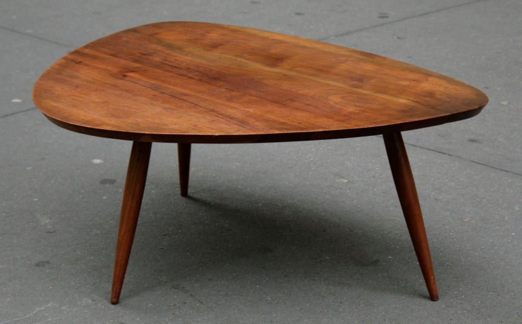 Side Table By Phillip Lloyd Powell At 1stdibs