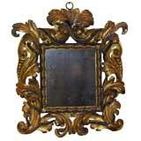 17th century Italian Baroque Mirror Frame