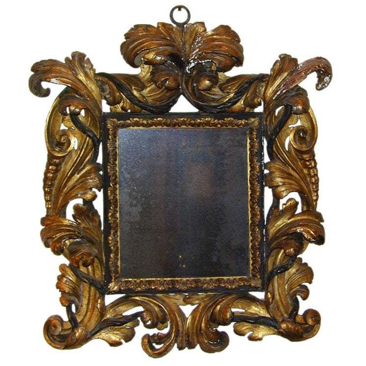 17th century italian baroque mirror frame at 1stdibs for 17th century mirrors