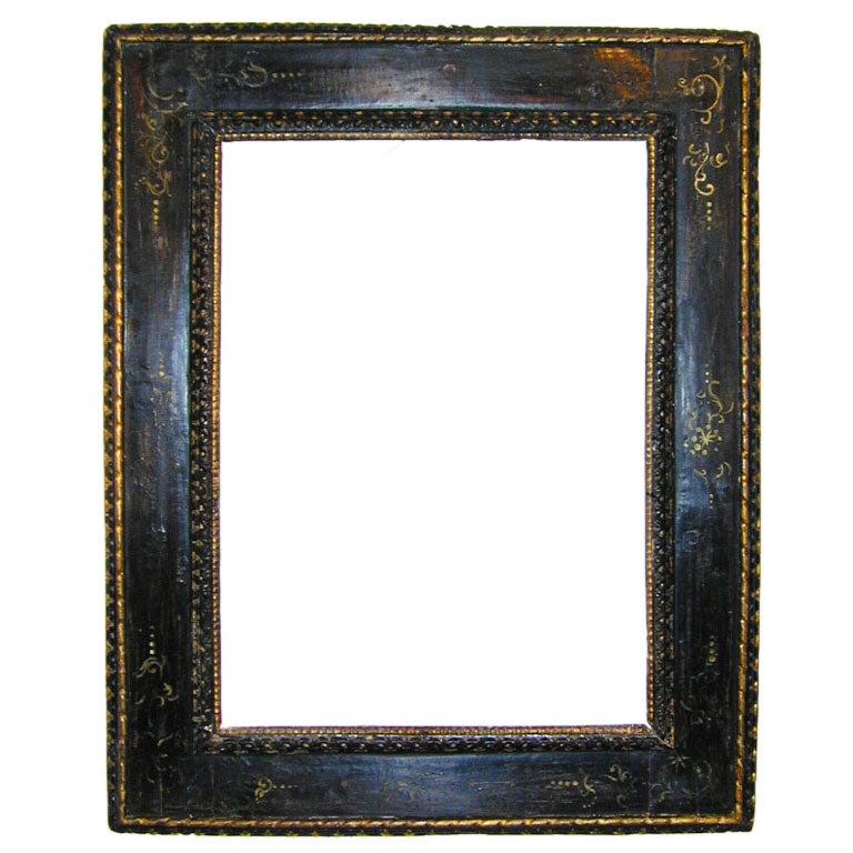 Eyeglasses Frame In Spanish : Spanish Mirror Frame at 1stdibs
