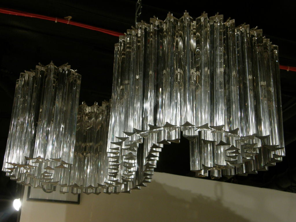 S Shaped Crystal Chandelier By Camer 2