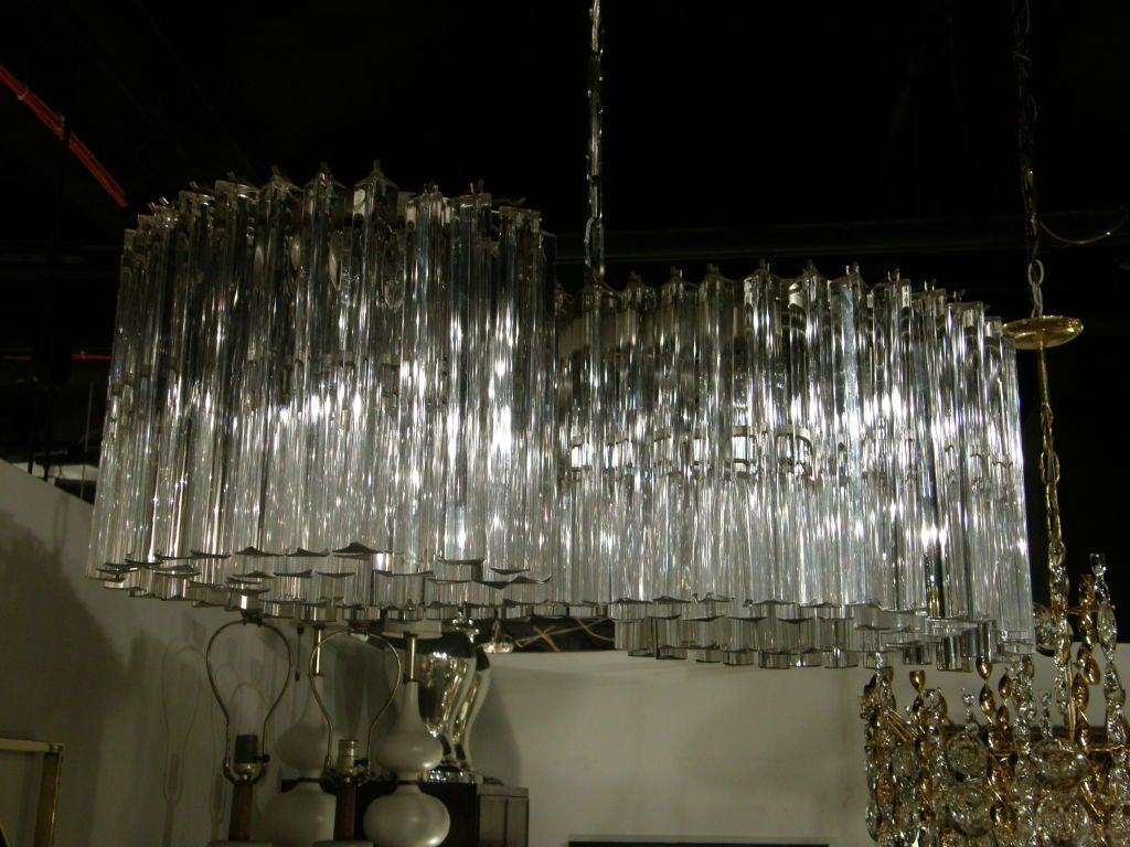 S Shaped Crystal Chandelier By Camer 3