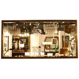 Enormous Classic French Bistro Mirror