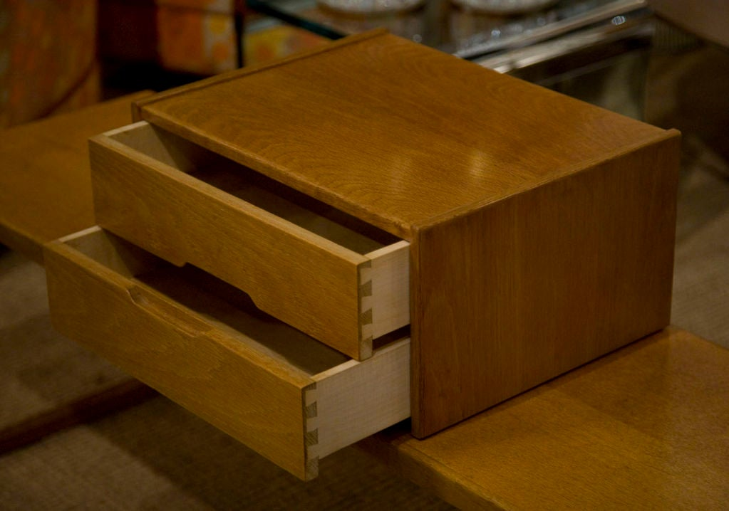 Danish Letterbox Organizer by Aksel Kjersgaard For Sale