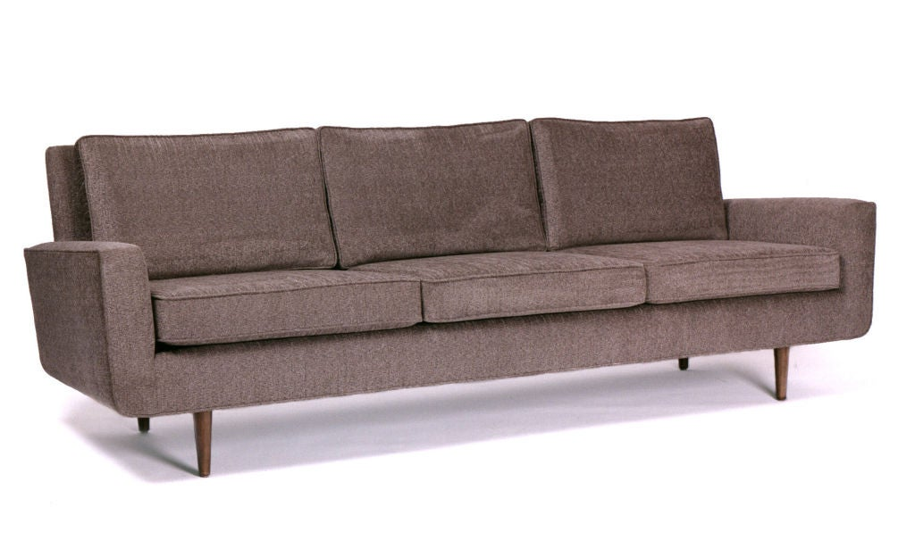 lost city arts custom classic 3 seat sofa for sale at 1stdibs