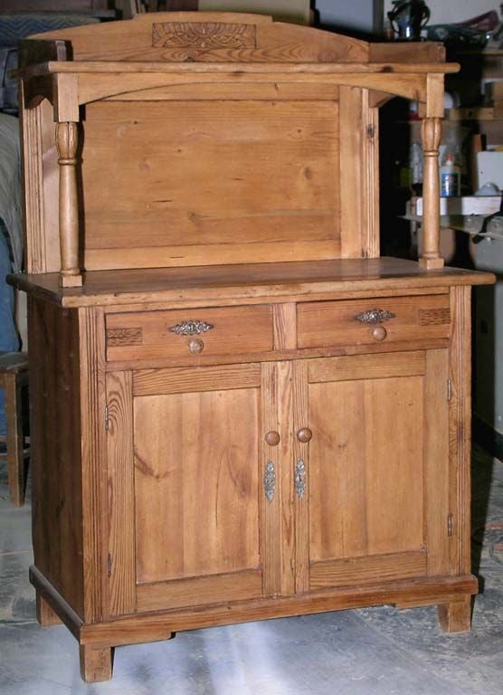 Art Nouveau Sideboard Or Buffet For Sale At 1stdibs
