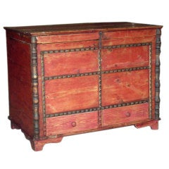 Hope Chest, Blanket Box, Dowry Chest with Drawers