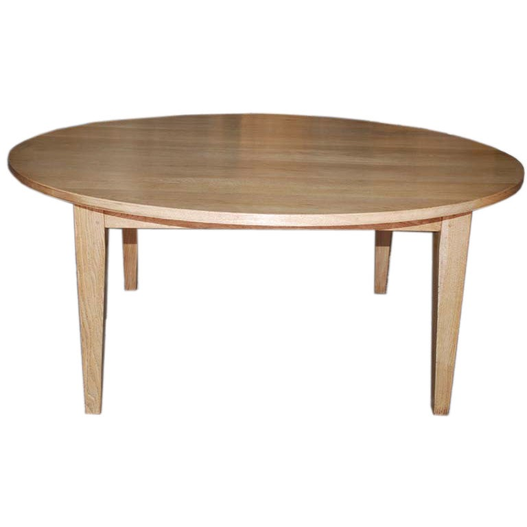 for Mission style dining table