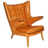 Papa Bear chair by Hans Wegner