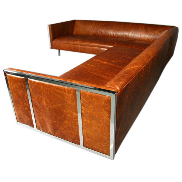 Image Result For Oversized Leather Sectional Sofa
