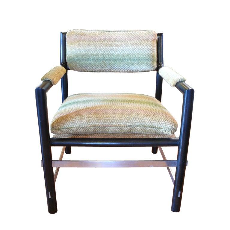 Edward wormley for dunbar chair at 1stdibs - Edward wormley chairs ...