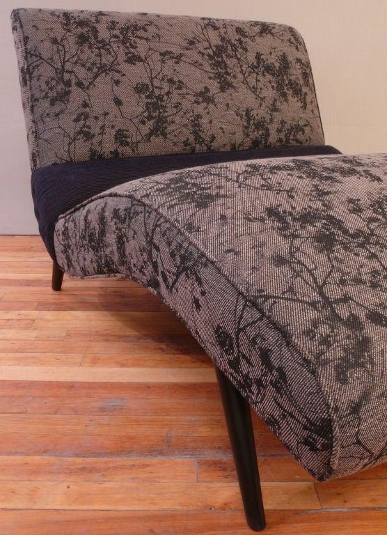 The best 28 images of boudoir chaise chaise capitonn 233 for Maisons du monde chaise