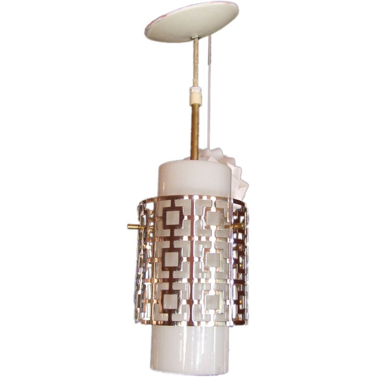 this mid century pendant lamp is no longer available. Black Bedroom Furniture Sets. Home Design Ideas