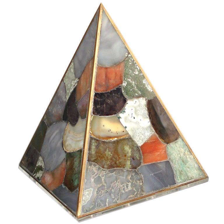 Pyramid lamps
