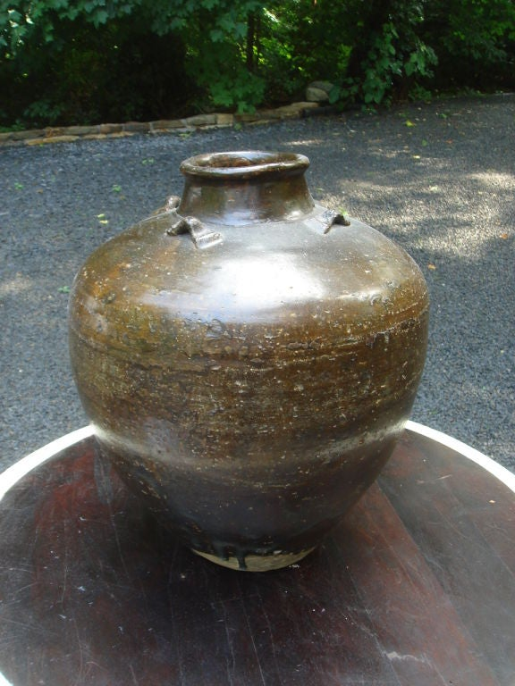 Drip-Glaze Vase 2