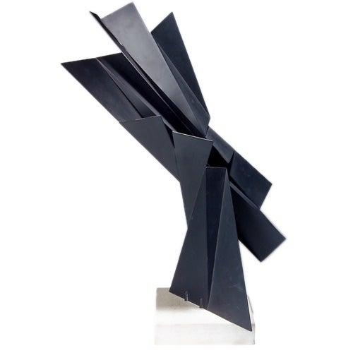 Large Sculpture by Robert Roesch For Sale