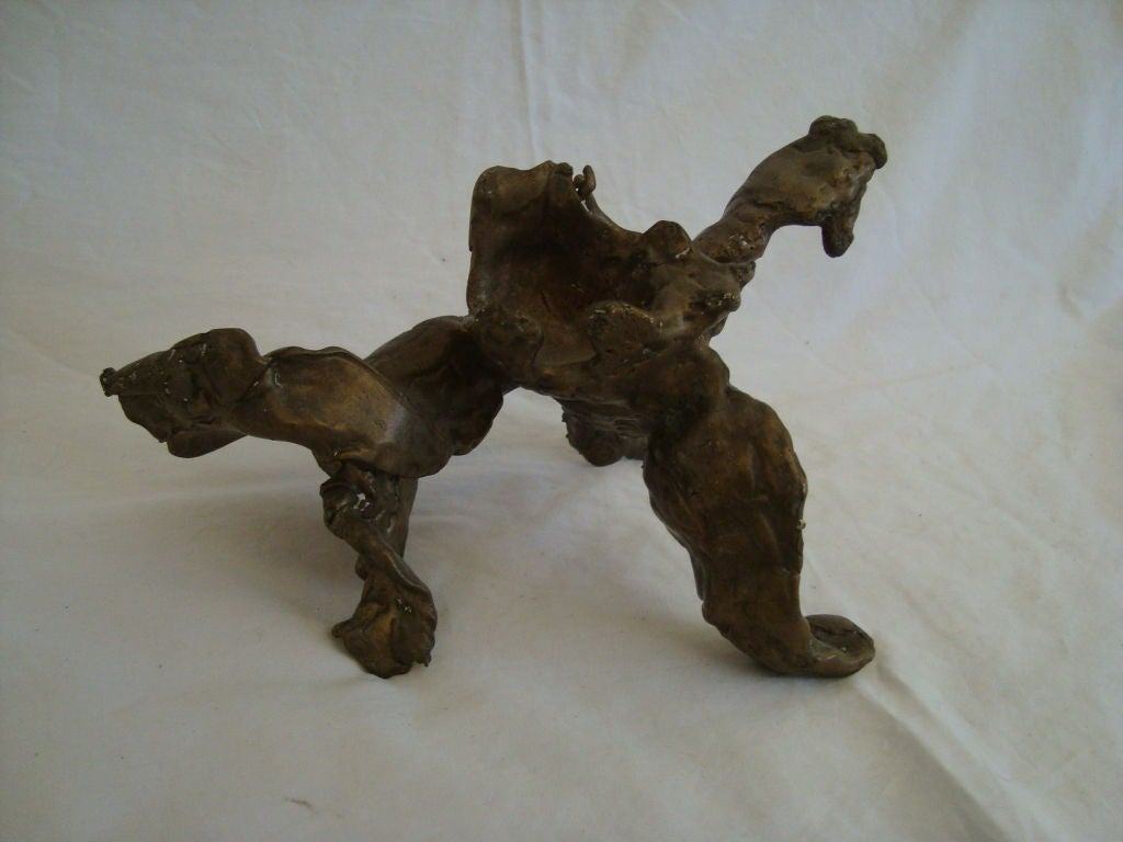 Bronze Sculpture in the Manner of Willem De Kooning 2