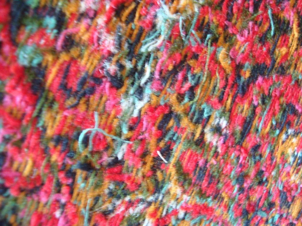 Antique Kashmir Wool Paisley Shawl For Sale 3