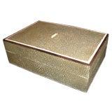 Art Deco Shagreen Box