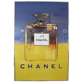 Giant Chanel Print by Andy Warhol