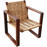 French Woven Chair