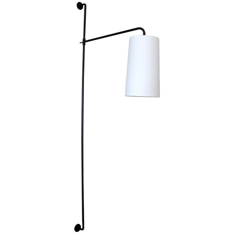 French Light Poles : French wired pole sconce by orange los angeles for sale at