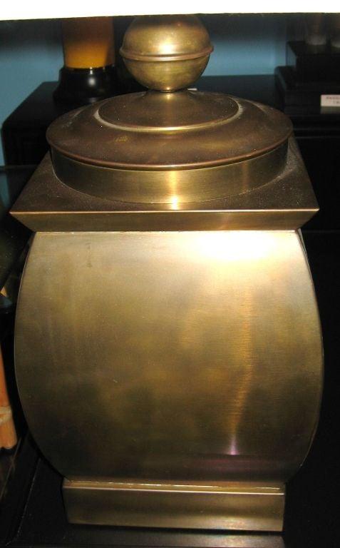 Vintage Brass Frederick Cooper Table Lamp image 2