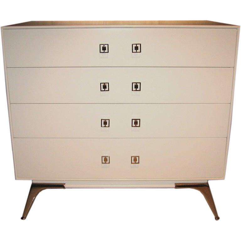 Elegant R-Way Furniture Four Drawer Chest