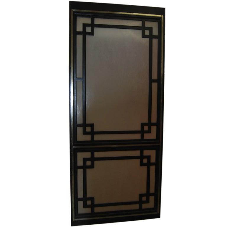 Set Of 6 Asian Inspired Room Divider Panels At 1stdibs
