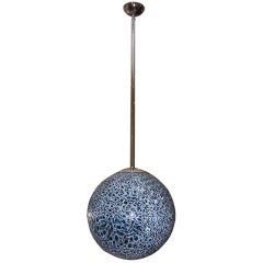 Vistosi Globe Hanging Light Fixture