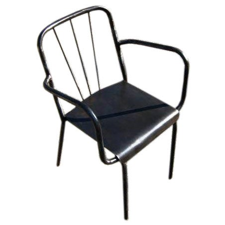 set of 8 industrial dining chairs with arms at 1stdibs