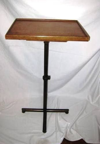 Multi Function Side Table At 1stdibs