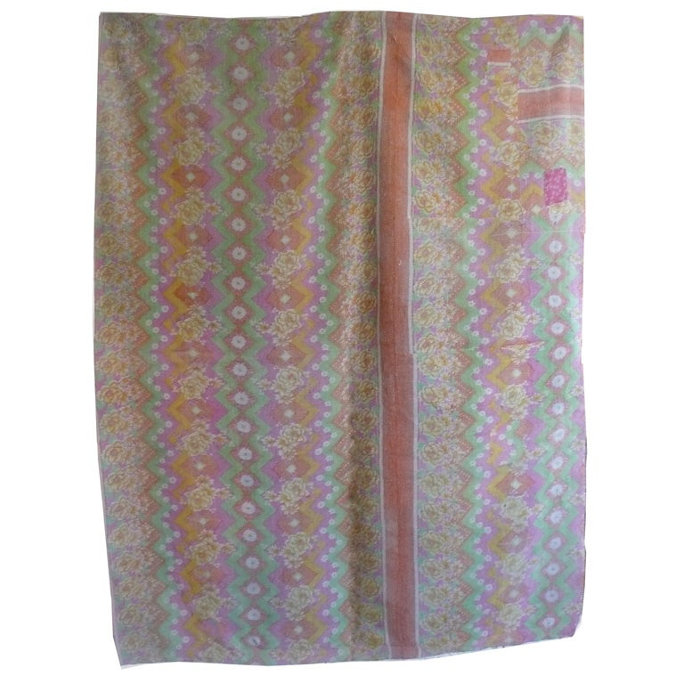 Gypsy Quilt At 1stdibs