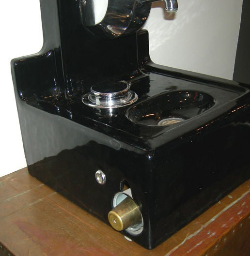 Art Deco Drinking Fountain From Marshall Fields At 1stdibs