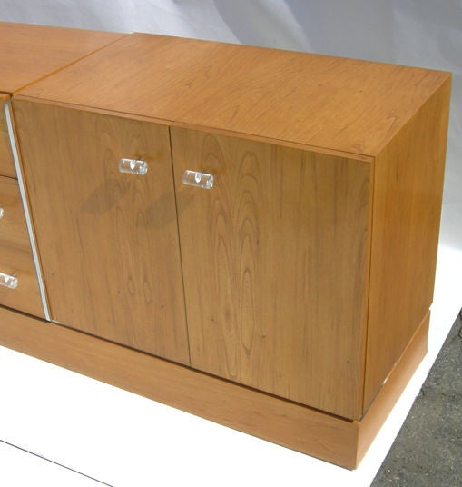 Milo Baughman Cabinet for Thayer Coggin In Good Condition For Sale In Los Angeles, CA