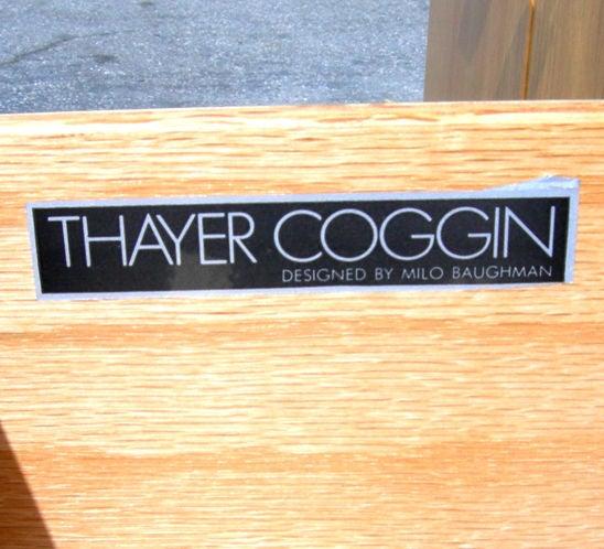 Milo Baughman Cabinet for Thayer Coggin For Sale 1