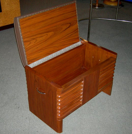 Art Deco RCA 1939 Electric Piano by John Vassos For Sale 3