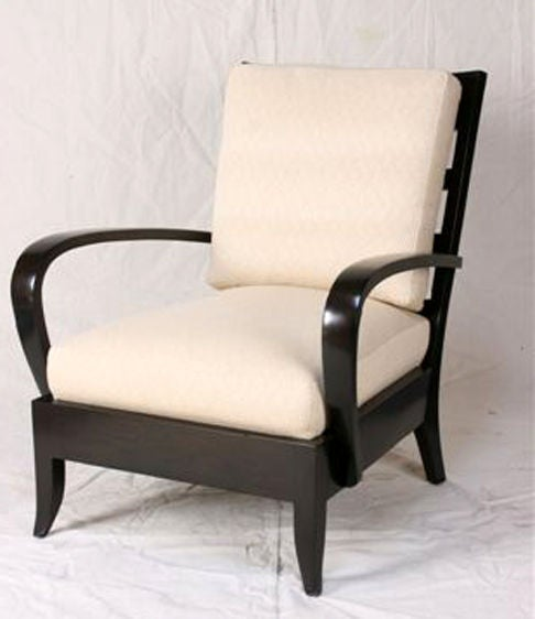 Dakota Jackson Ceylon Lounge Chair At 1stdibs