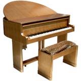 Art Deco Ocean Liner Piano
