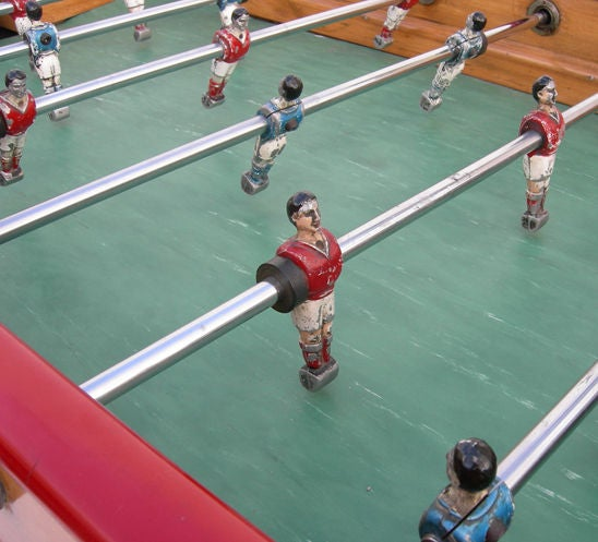 "Foosball ""Table Soccer"" Table 2"