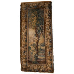Tapestry, 17th Century Aubusson Fragment