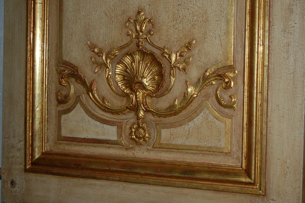 Doors 18th Century French Chateau  2