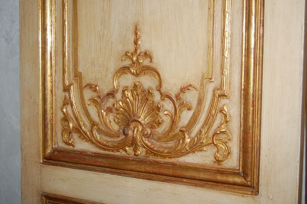 Doors 18th Century French Chateau  3